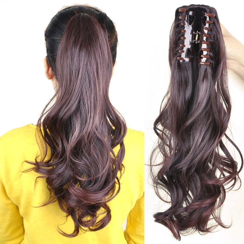 Шиньоны из натуральных волос купить